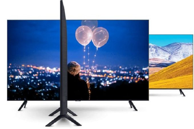 Smart TV Samsung UN50TU8000GXZD