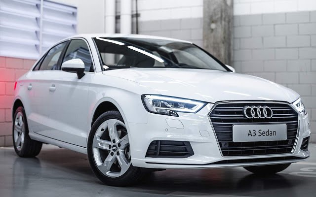 Audi A3 Sedan: -19,32%