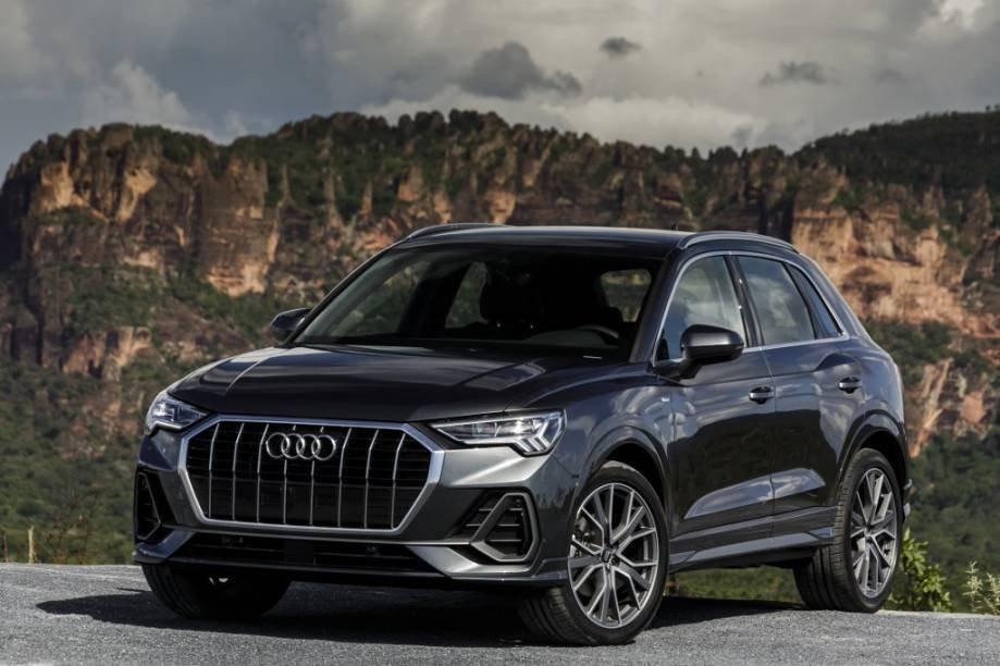 Audi Q3: +3,37%