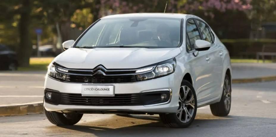 Citroën C4 Lounge: -20,88%