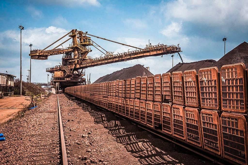 Mineração na S11D; Minério de ferro; Carajás; Vale; Carajás /PA