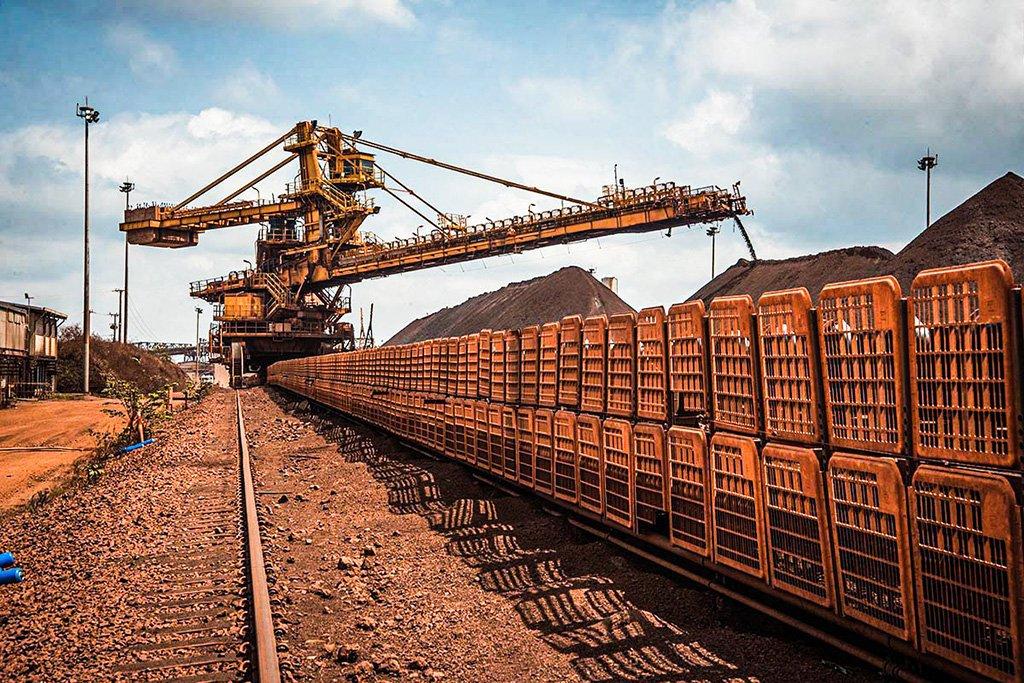Mineração na S11D; Minério de ferro; Carajás; Vale; Carajás /PA Foto: Germano Lüders 23/09/2015