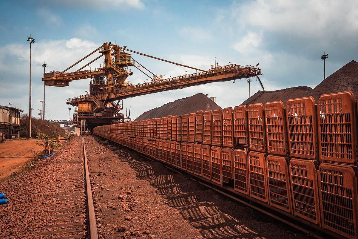 Risco à Vale: minério atinge menor cotação do ano com demanda mais fraca