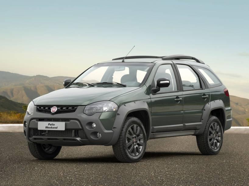 Fiat Weekend: -23,74%