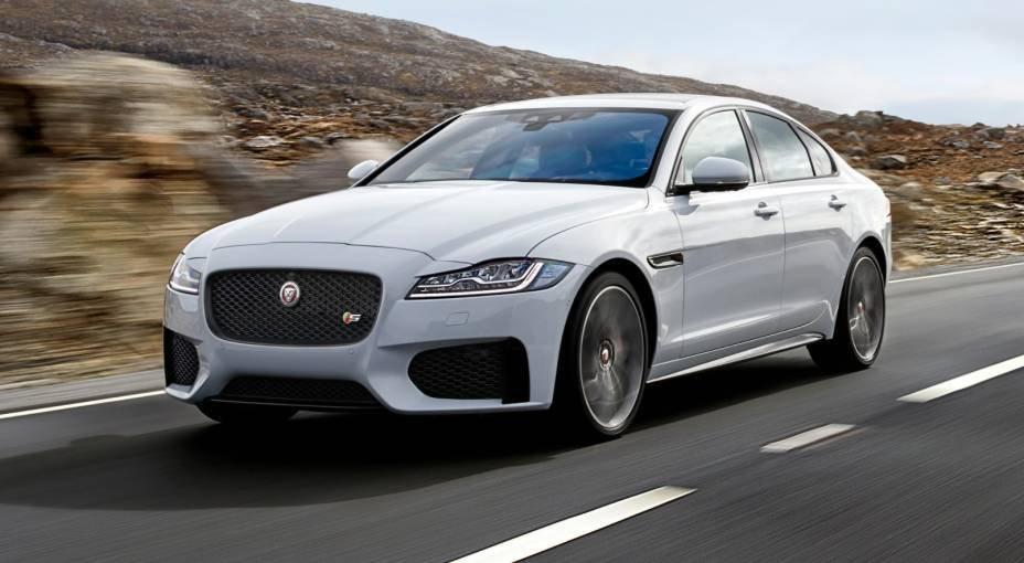 Jaguar XF: -24,6%