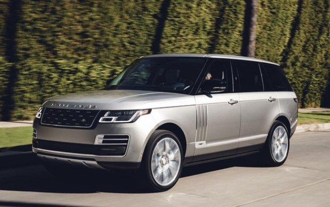 Land Rover Range Rover Vogue: +2,70%