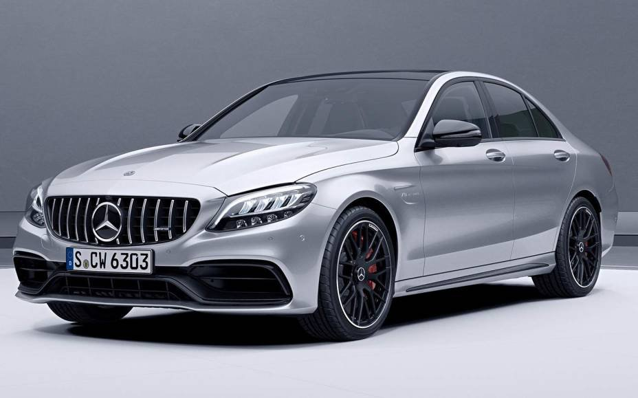 Mercedes-AMG C 63: +5,49%