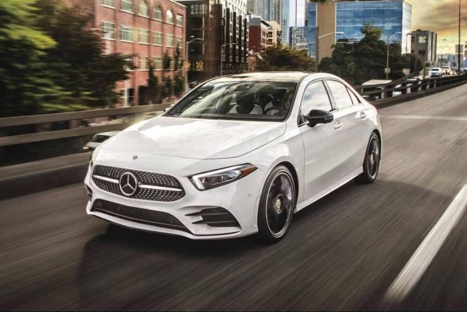 Mercedes-Benz Classe A Sedan: +5,95%