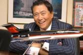 Robert Kiyosaki, autor do best seller Pai Rico Pai Pobre