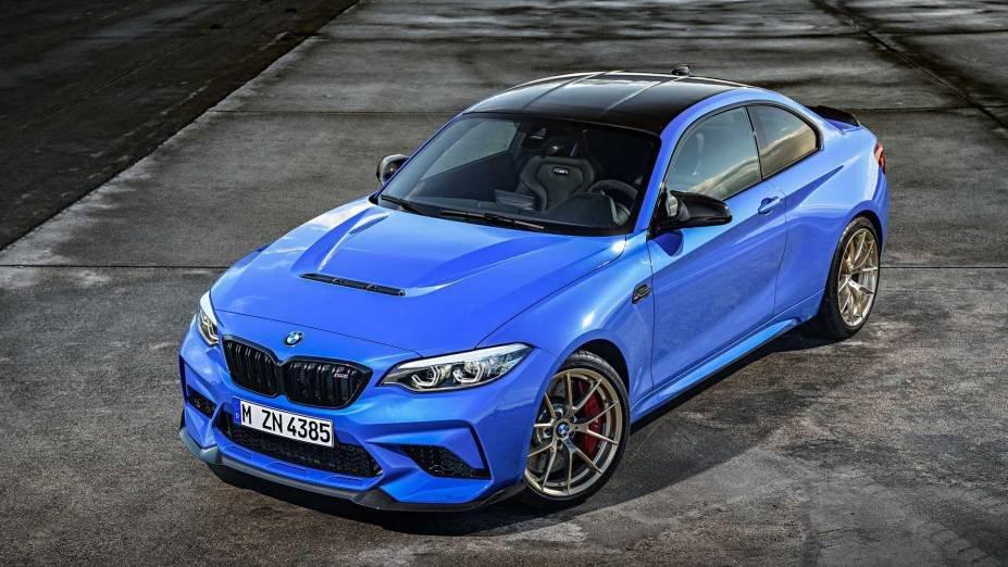 BMW M2: +7,38%