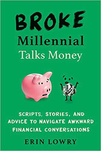 Broke Millenial Talks Money