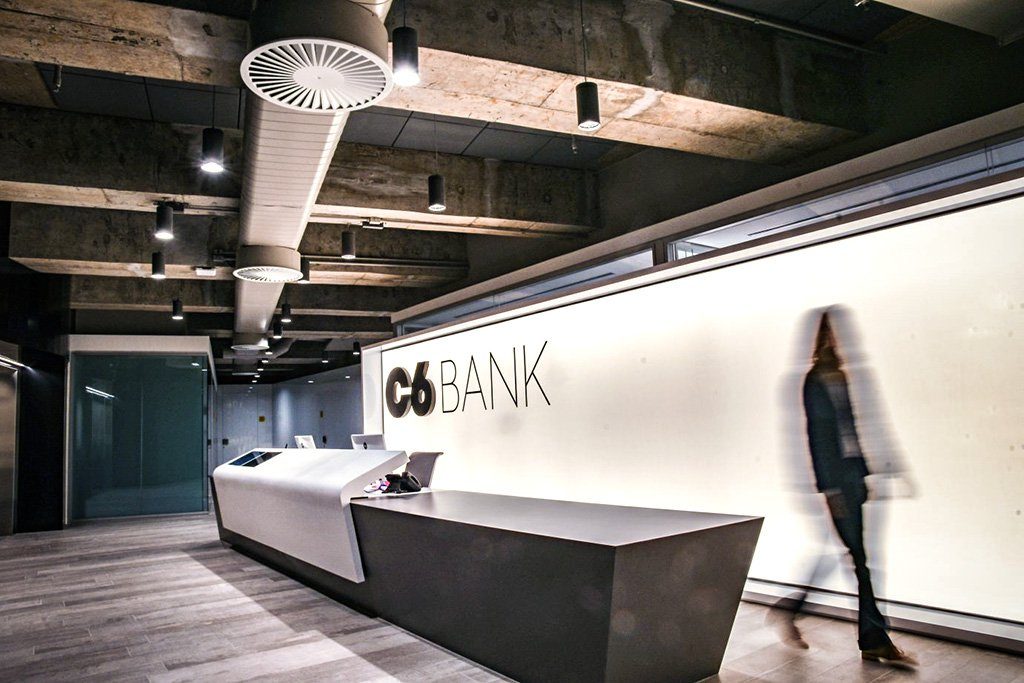 C6 Bank: banco digital anuncia rodada de aporte de R$ 1,3 bilhão