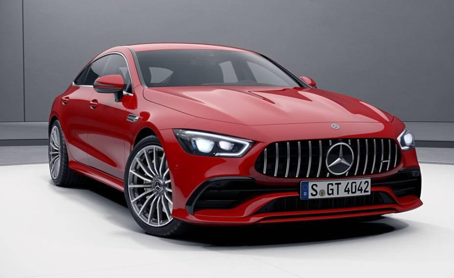 Mercedes-AMG GT: +8,52%