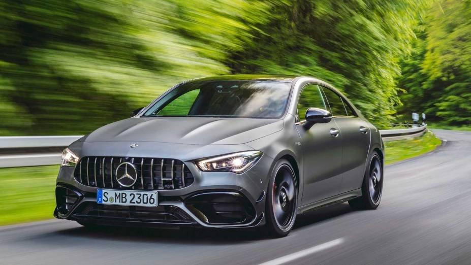 Mercedes-AMG CLA 45: -18,5%