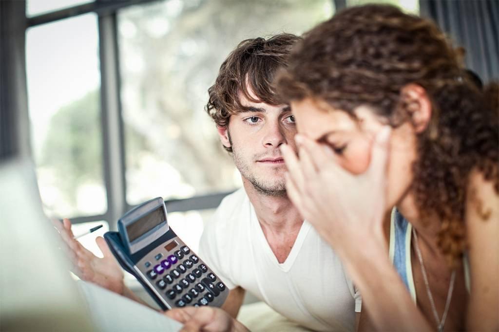 dívidas contas empréstimo
