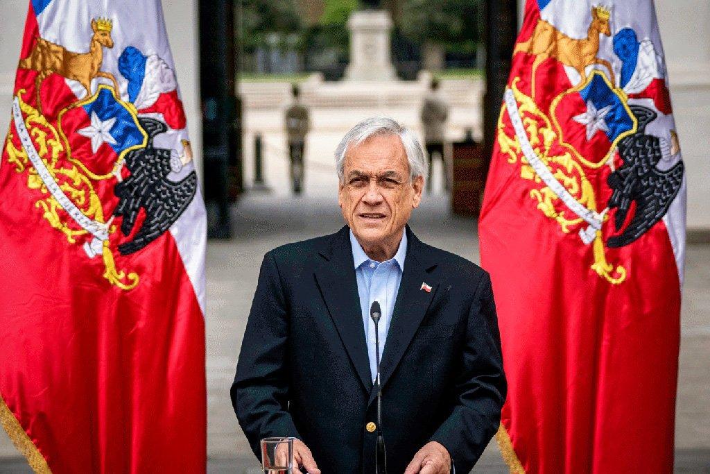 Sebastián Piñera: o rico empresário superado por um Chile turbulento