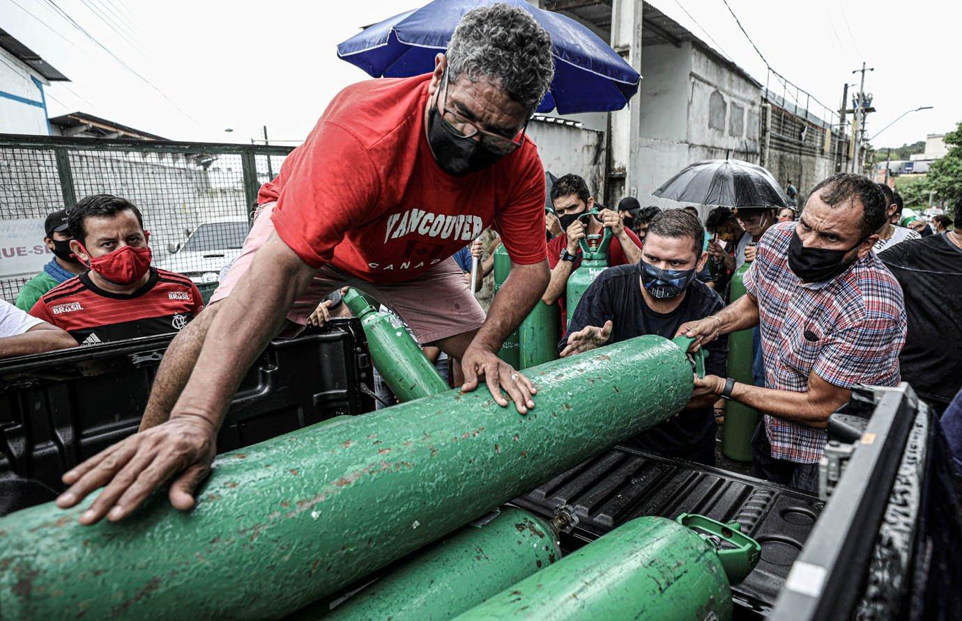Governo sabia desde novembro da falta de oxigênio em hospitais do Amazonas    Exame