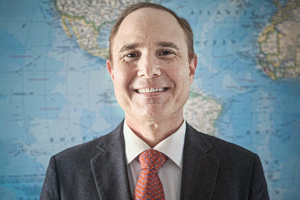 Daniel Fuks, economista e criador do projeto Poupare, para ajudar as pessoas a cuidar das suas finanças