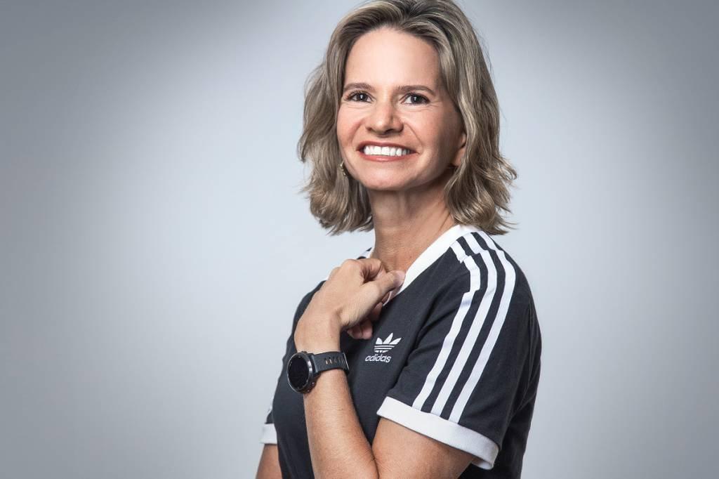 Flavia Bittencourt - CEO da AdidasFoto: Leandro Fonsecadata: 08/06/2020