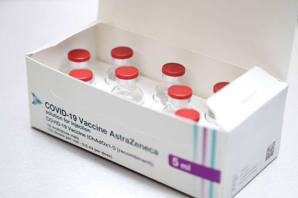 Vacina covid-19 AstraZeneca/Oxford