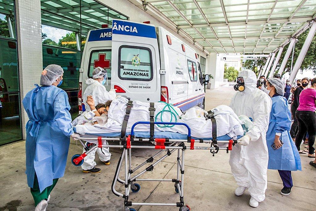 ambev-neoenergia-doações-doação-manaus-covid-19-coronavírus