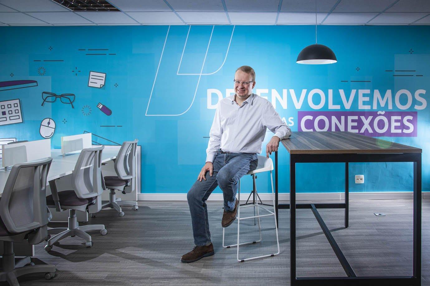 Fernando Cirne: o presidente da Locaweb precisou mudar sua rotina para preparar a empresa para o IPO
