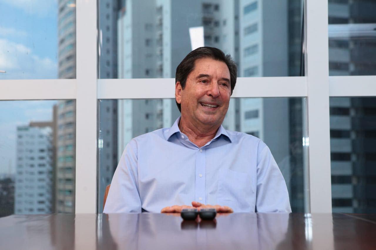 Prefeito licenciado de Goiânia, Maguito Vilela morre de covid-19