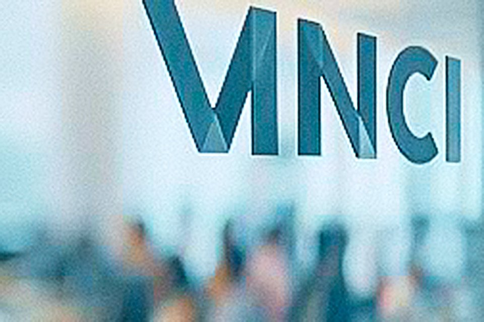 Logo da gestora Vinci Partners