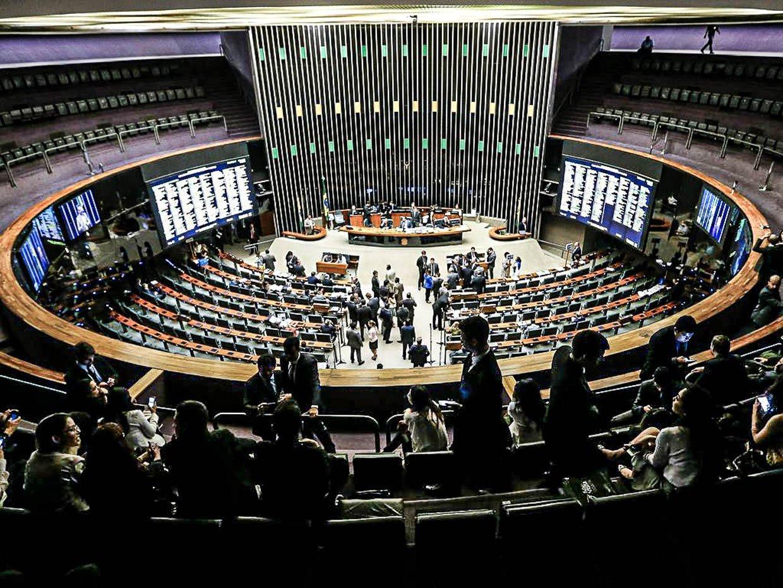 Brasília - Início da sessão plenária do Congresso Nacional destinada a concluir votação do projeto de Lei de Diretrizes Orçamentárias (LDO) de 2017 (Marcelo Camargo/Agência Brasil)