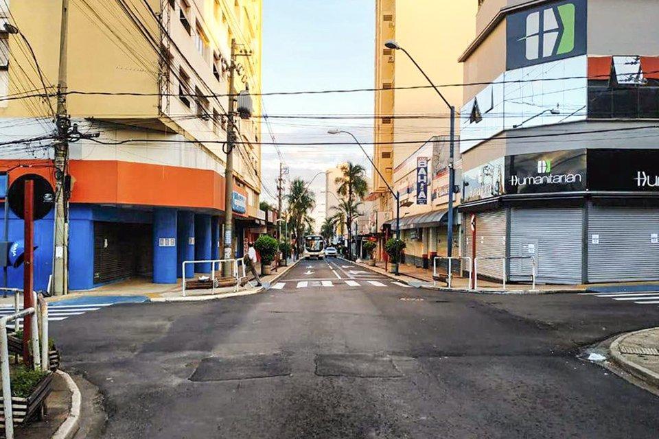 Araraquara: o índice de isolamento social foi abaixo do esperado