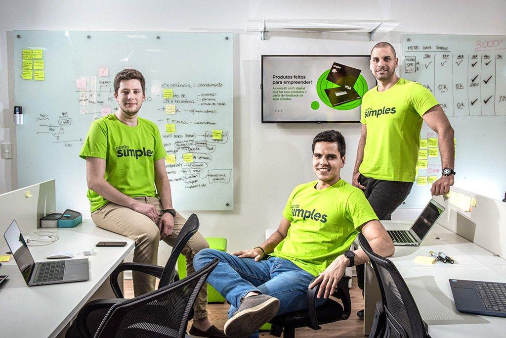 50 startups: Conta Simples quer se tornar o banco digital das PMEs da nova economia