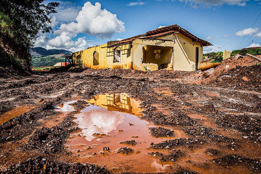 Brumadinho 2020 Area Afetada Foto: Germano Luders 25.01.2020