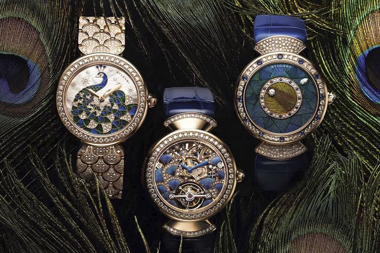 Divas 1 Watches worthy of Da Vinci?  That's what Bulgari says about its new models