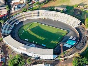 Estádio Futebol Comercial de Ribeirão Preto