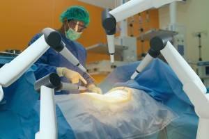 robô cirurgião