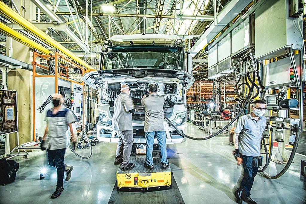 Mercado de veículos esboça recuperação e tem reabertura das fábricas