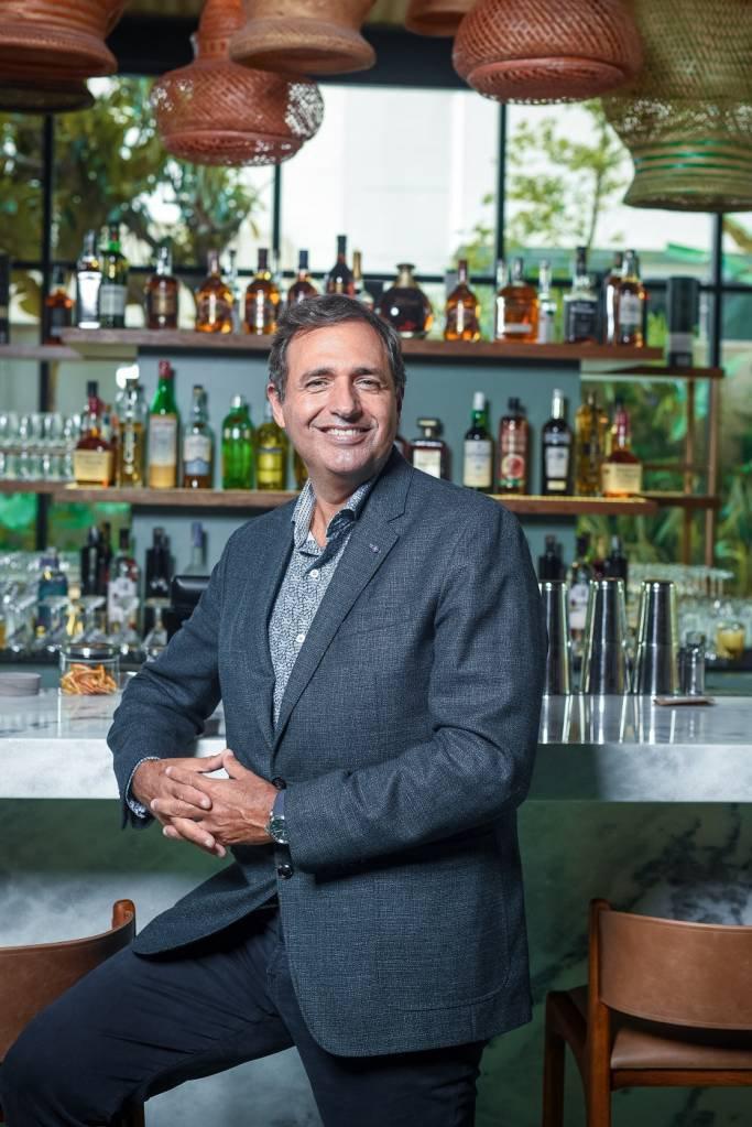 Jorge Giannattasio: vice-presidente sênior e diretor de operações do grupo Hilton