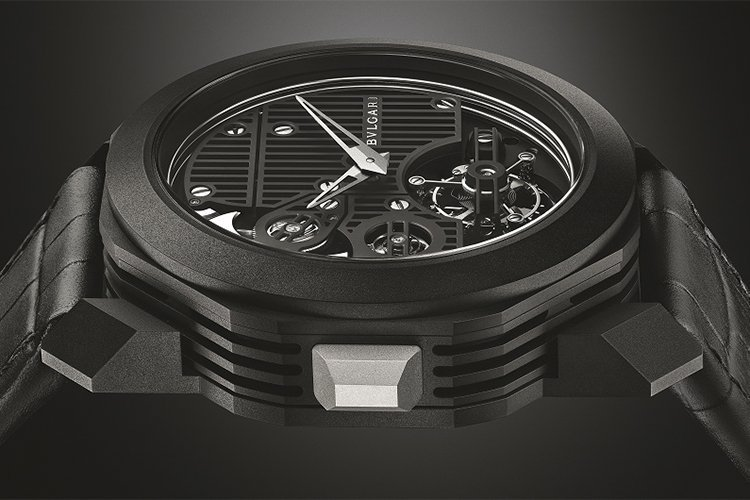 Octo Roma Carillon Tourbillon 1 Watches worthy of Da Vinci?  That's what Bulgari says about its new models
