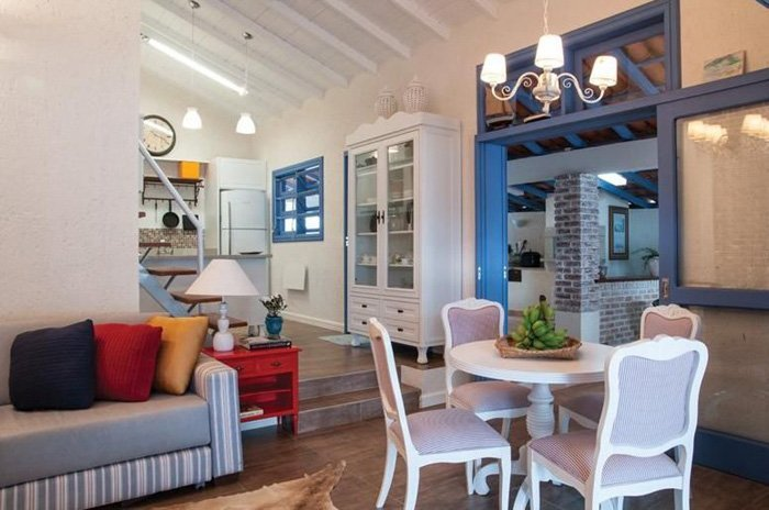 Rico Mendonca How to make the beach or country house more practical (and less hot)