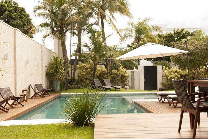 Rosa Palmerio How to make the beach or country house more practical (and less hot)