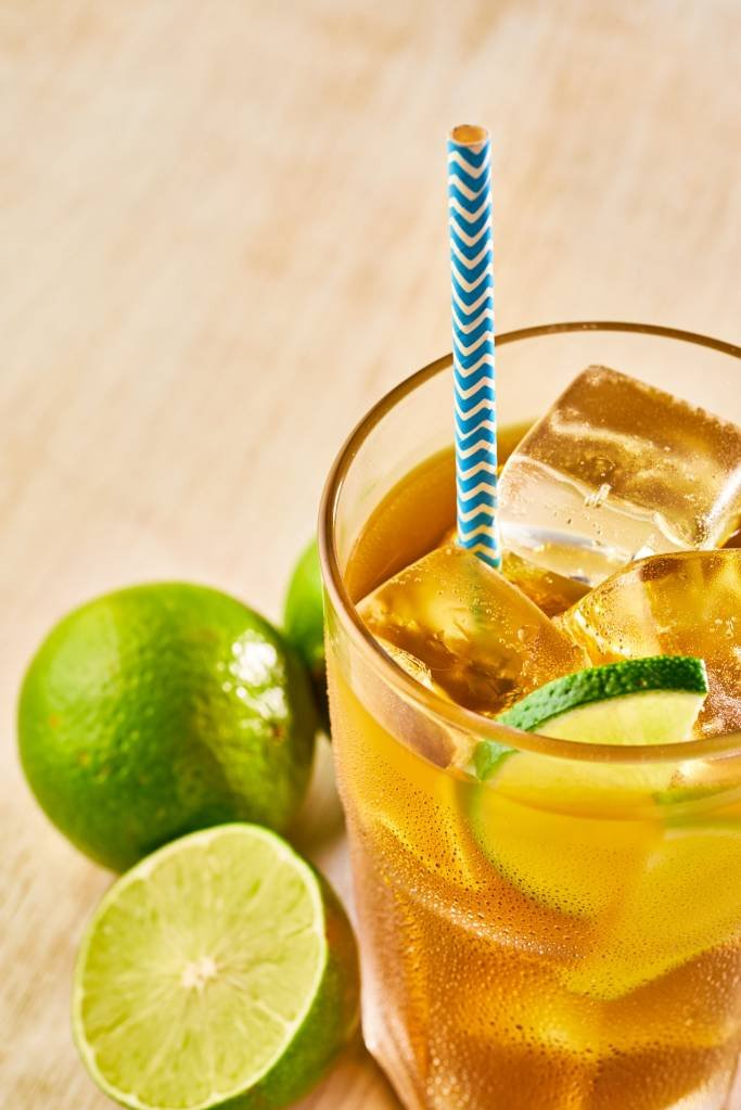 baixa 01 cha limao saque  20 Five drinks with sake to enjoy the Carnival holiday (at home)