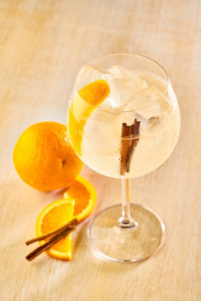 baixa 07 laranja canela saque  20 Five drinks with sake to enjoy the Carnival holiday (at home)