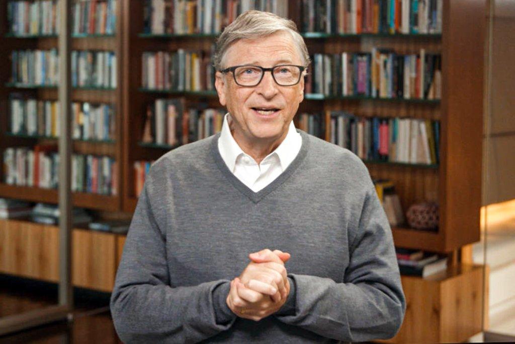 Bill Gates pandemia filantropia vacina