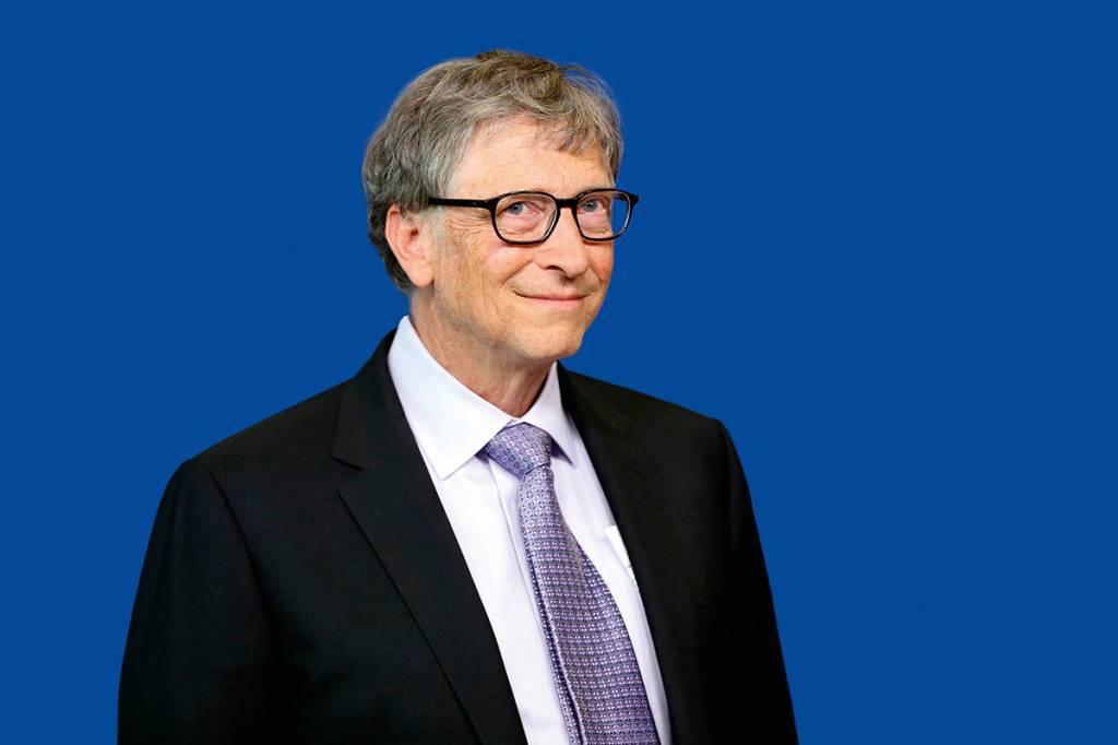 Bill Gates lança livro e defende zerar emissões