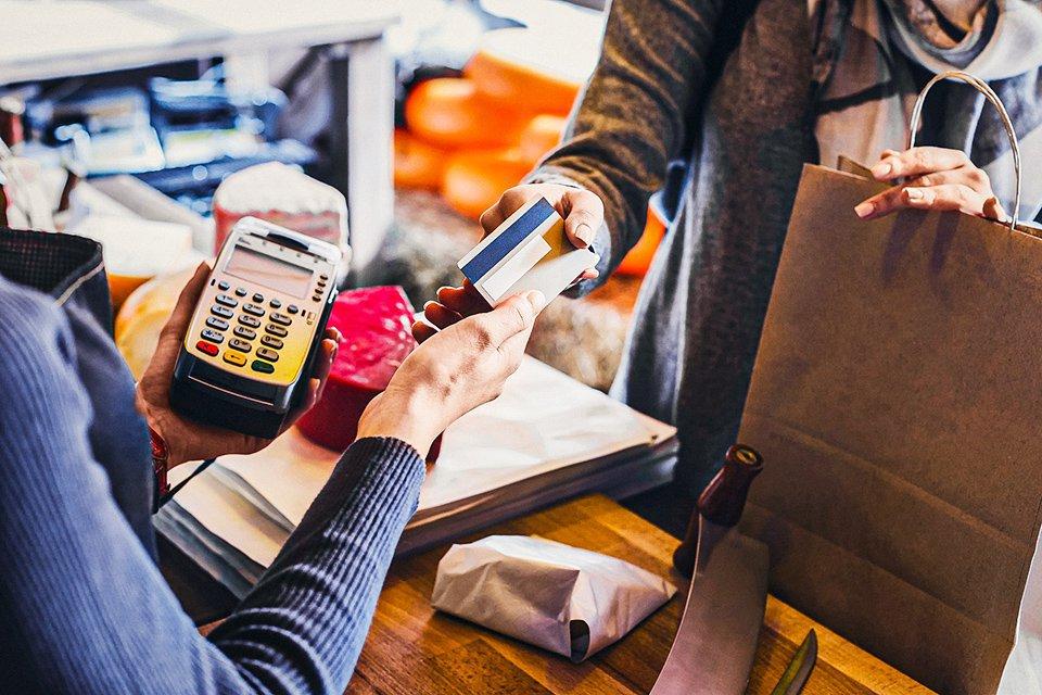 cartão de crédito - compras