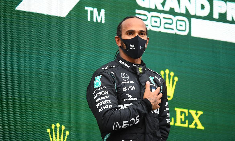 Lewis Hamilton e Cindy Crawford investem em suco verde