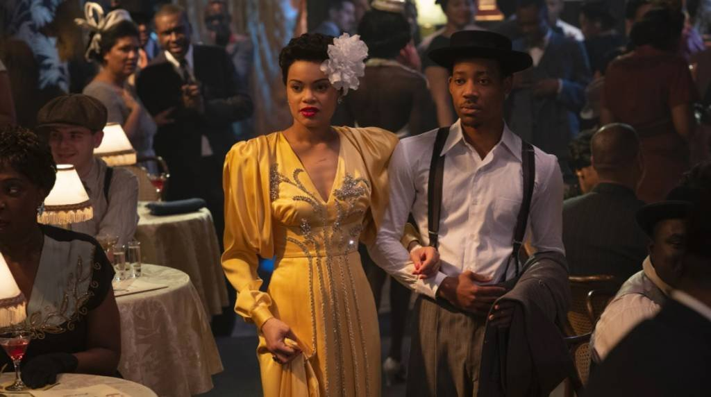 prada Movie about Billie Holiday has reinterpretation of the singer's looks made by Prada