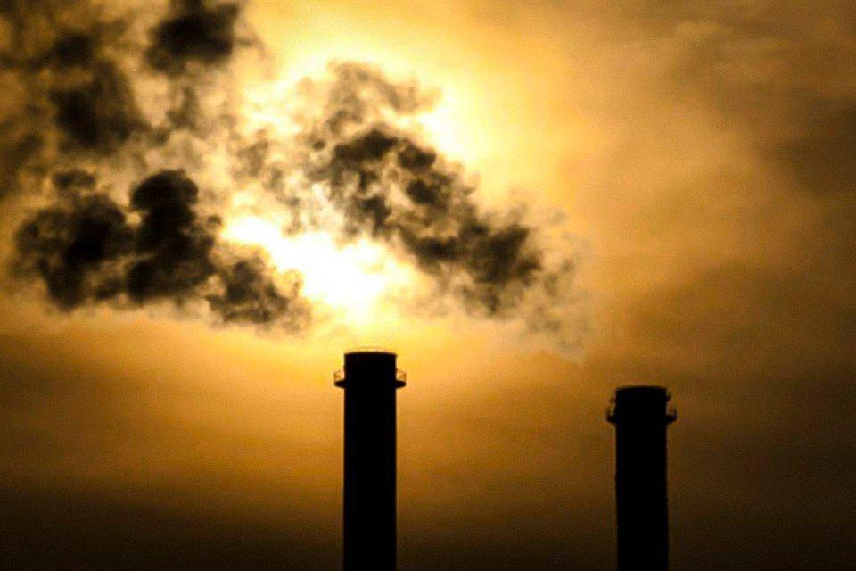 Emissões de gases efeito estufa