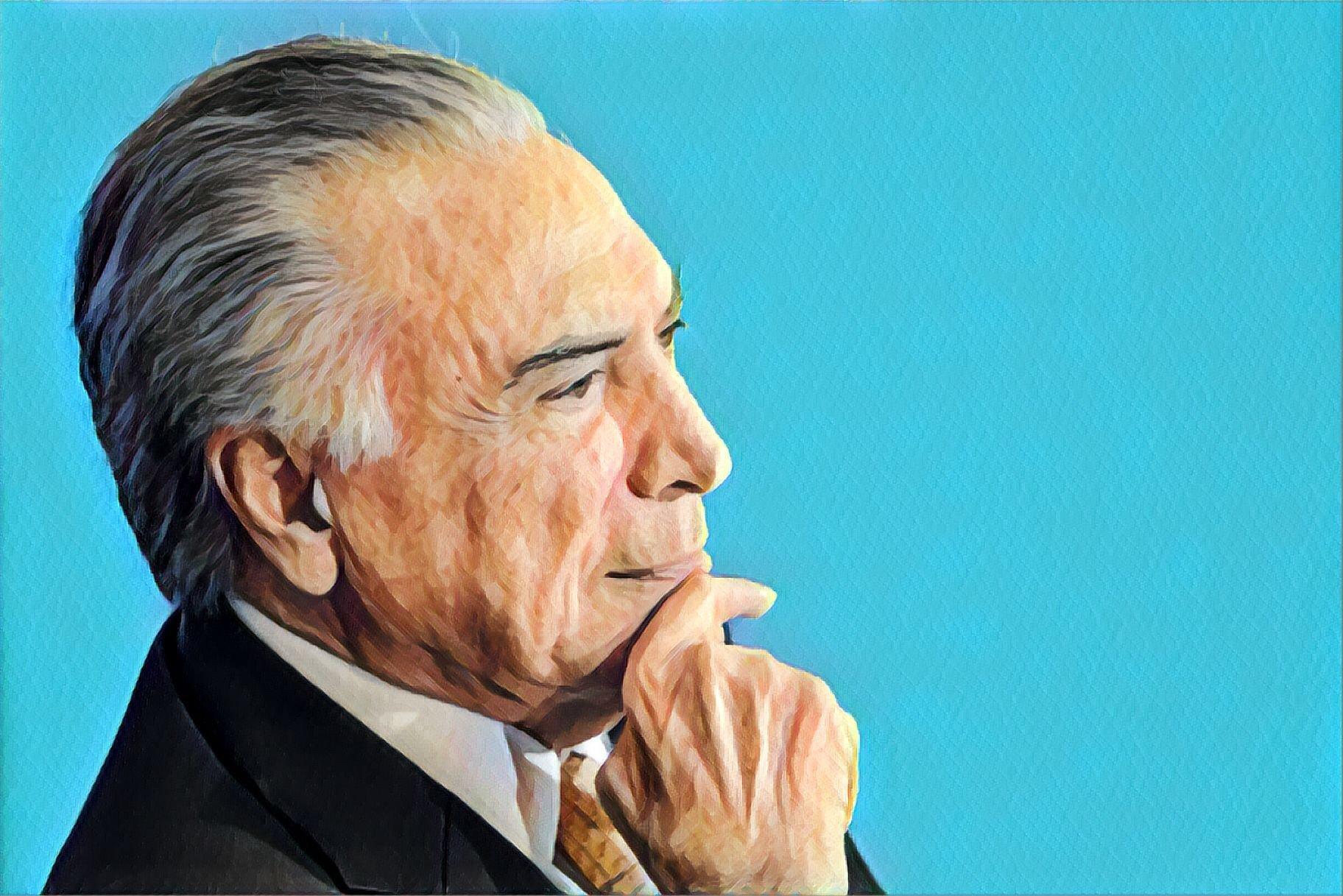 Temer exclusivo: Brasil precisa de colchão com lucro da Petrobras