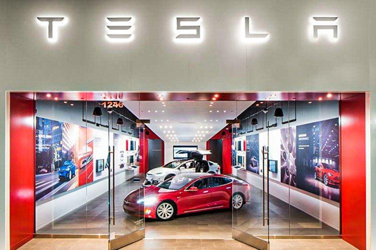 Concessionaria da Tesla